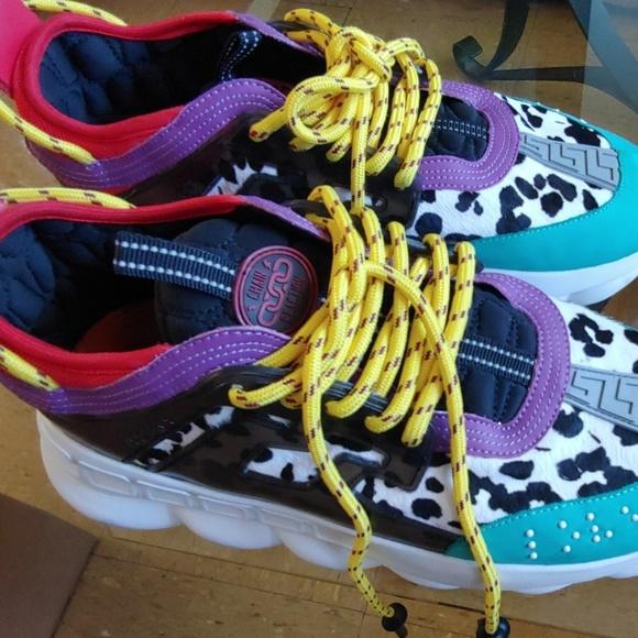 Versace Shoes | Versace Chain Reaction
